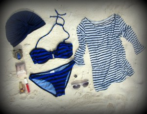 Maldives - What to Wear - Stripes beach essentials