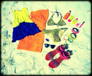 Maldives - What to Wear - Neon