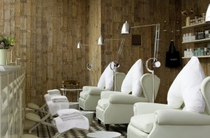 Spa chill London Cowshed relax luxury