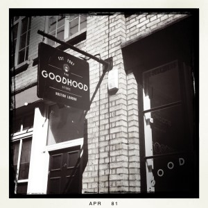 Goodhood Boutique shop