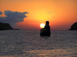 Ibiza chill out sunset view salinas jockey club