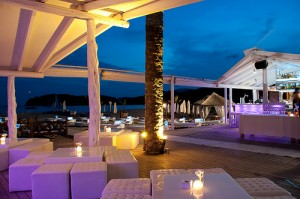 Ibiza Blue Marlin luxury trendy cool beach club chill
