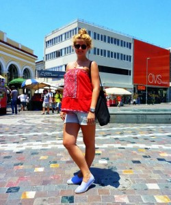 athens city style shorts packing sun