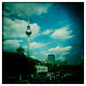 view berlin city style