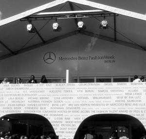 Berlin fashion week mercecdes benz style city
