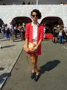 Berlin fashion week street style city tailoring