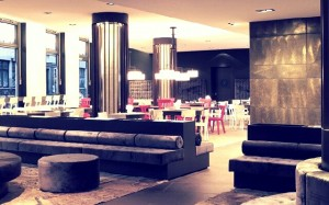 hotel berlin city sleeping luxury bar style