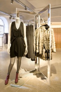 stockholm shopping Filippa K store fashion style interior minimal