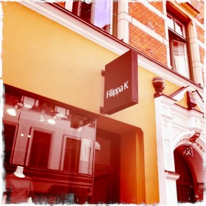 stockholm shopping Filippa K store fashion style