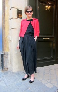 Paris Shopping, Rue St Honore street style