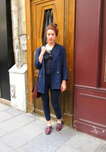 Paris Shopping, Le Marais street style fashion cool