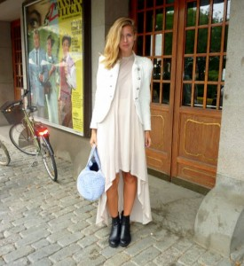 Stockholm Sweden fashion week street style boho