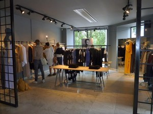 stockholm shopping Acne store fashion style