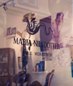 stockholm shopping Maria Nilsdotter workshop store fashion style