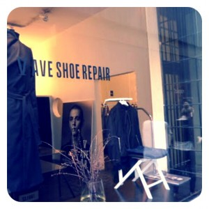 stockholm sweden shopping vave shoe repair style fashion