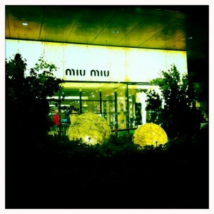 singapore shopping style fashion orchard road miumiu designer