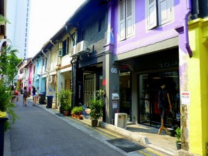 singapore shopping style fashion haji lane