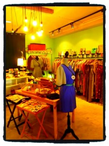 singapore shopping style fashion boutique interior