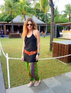 Bali Indonesia street style fashion ahreem trousers