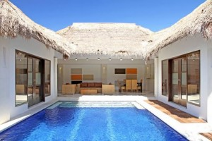 Bali sleeping stay hotel luxury villas dream destination chic spa