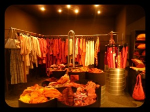 Vienna shopping boutiques interior India