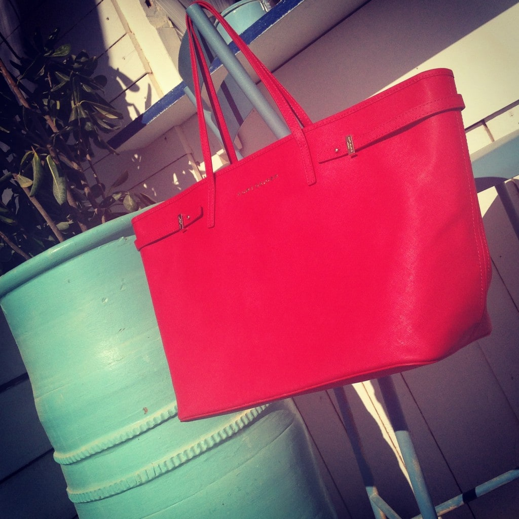 Ibiza style fashion Kurt geiger bag