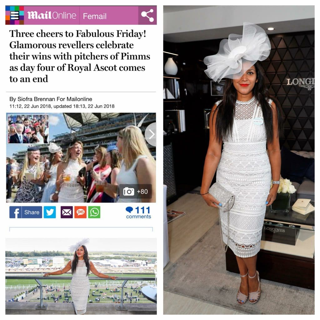 DAILY MAIL FEMAIL ONLINE - JULY 18