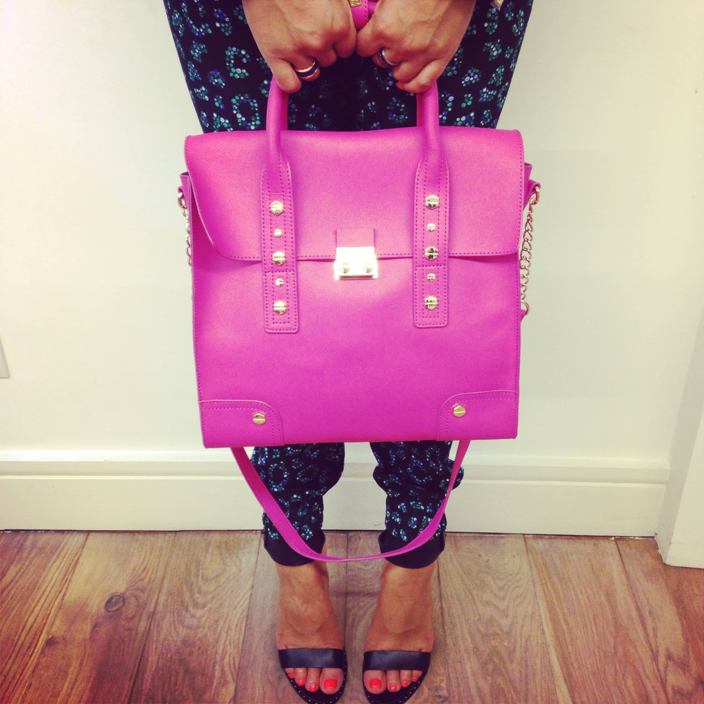 WIN this Juicy Couture bag worth £250 plus tickets to the #JuicyLive event!! - The Style Traveller