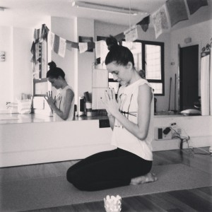 Kat Webter yoga teacher