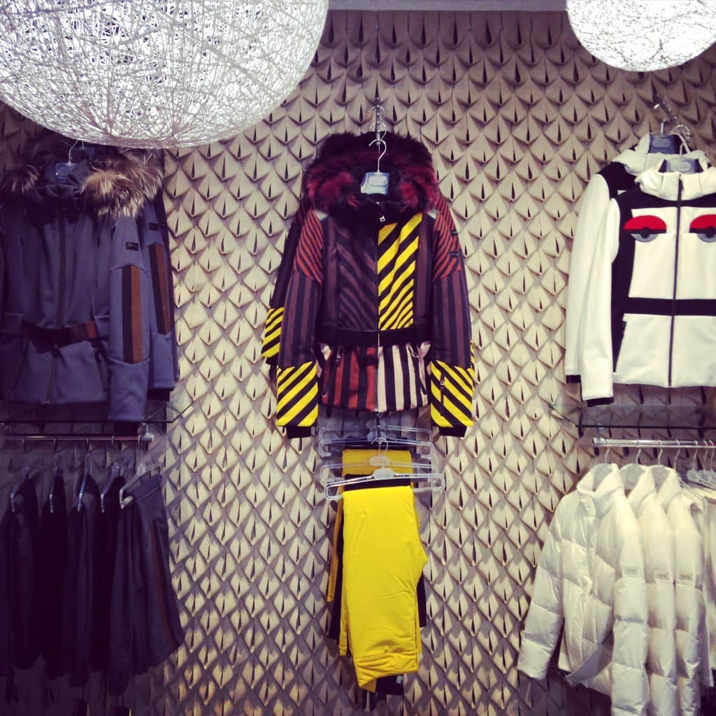 Ski fashion meribel Fendi
