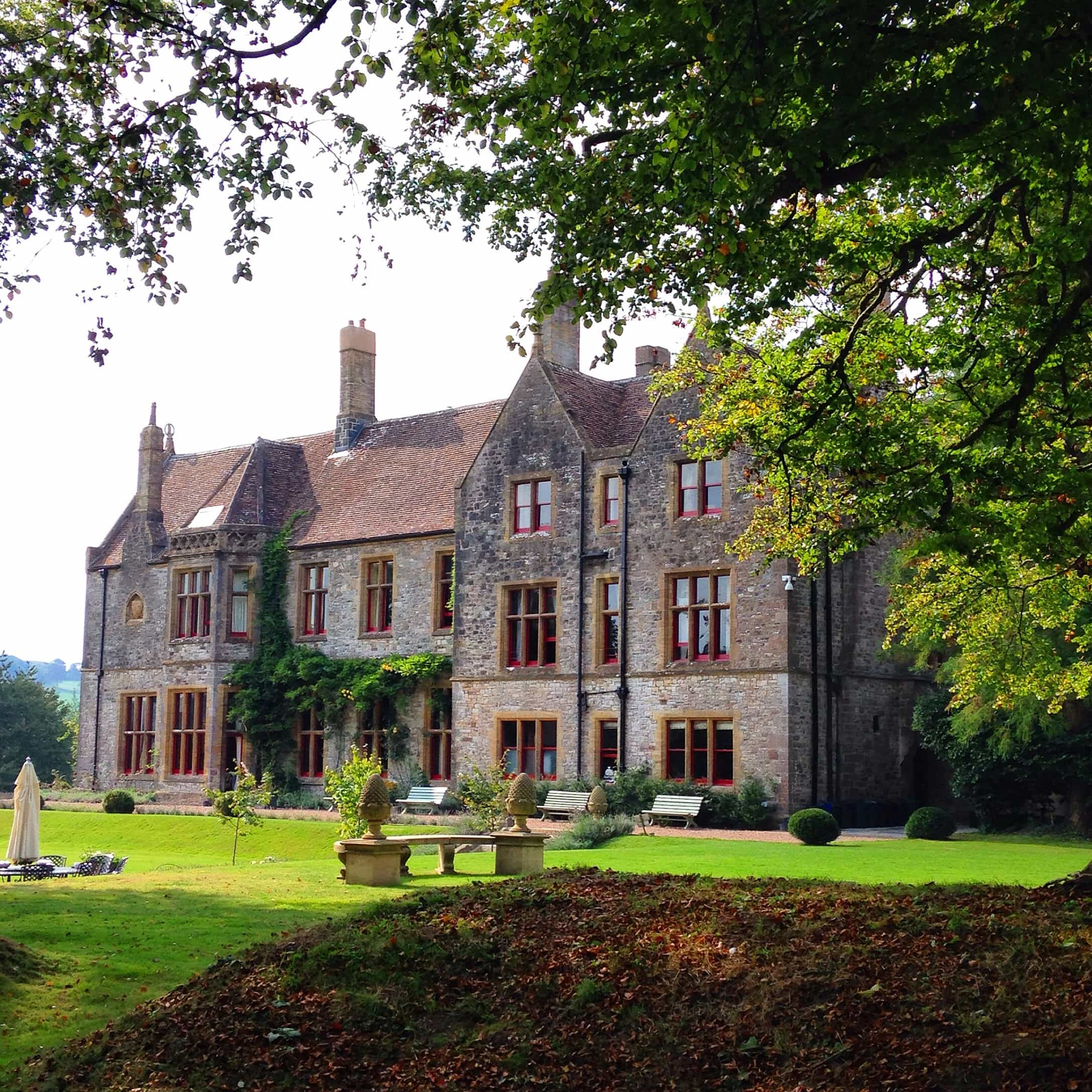 Huntsham court stately Home Devon