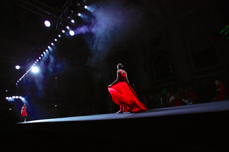 London Fashion Weekend Competition