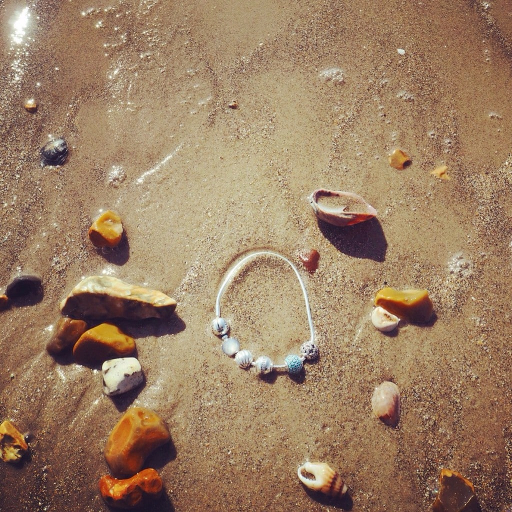 Pandora jewellery Chewton beach