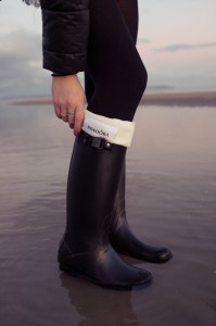 Pandora Hunter wellies