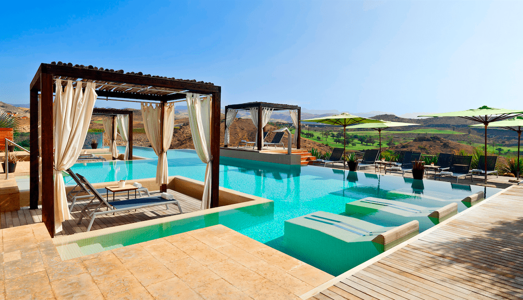 Sheraton Gran Canaria Salobre Golf Resort spa day