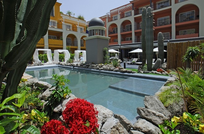 hotel cordial mogan playa spa