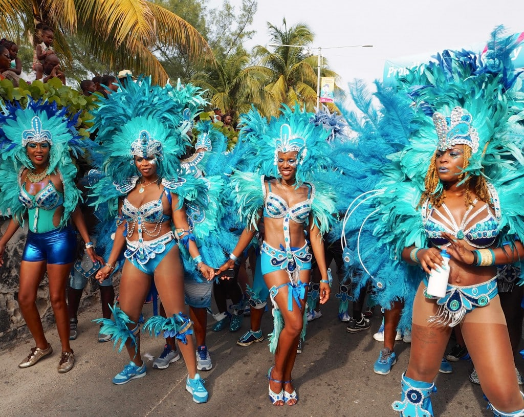 Bahamas Carnival - A photo diar