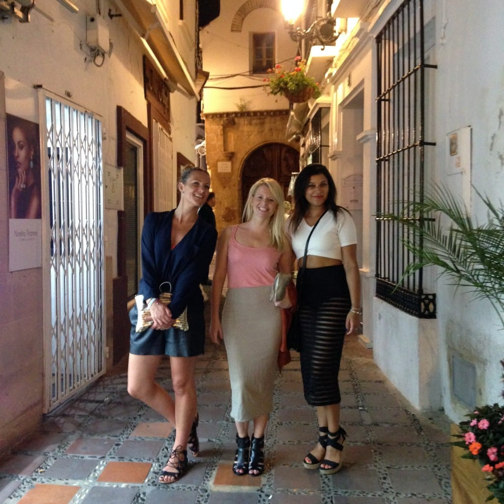 The style Traveller Bonnie Marbella