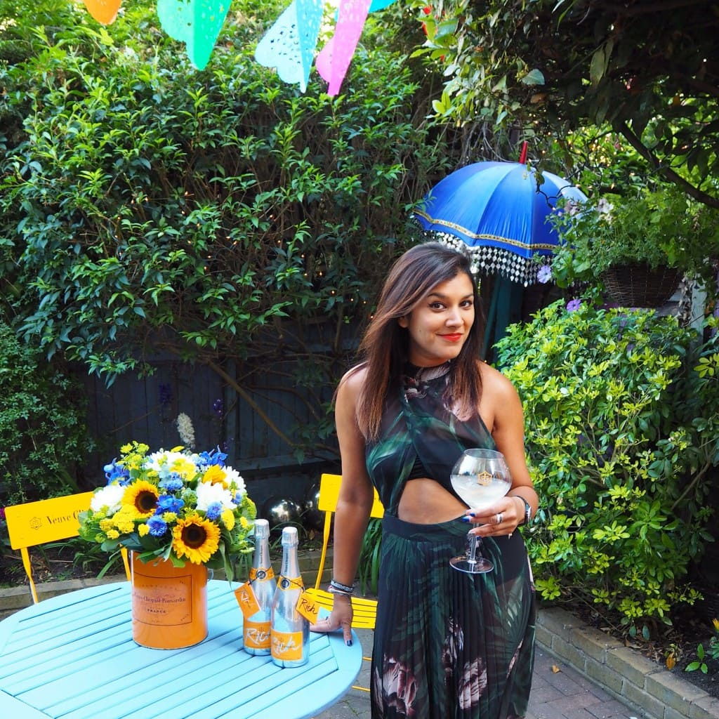 The Style Traveller Veuve Clicquot House Party