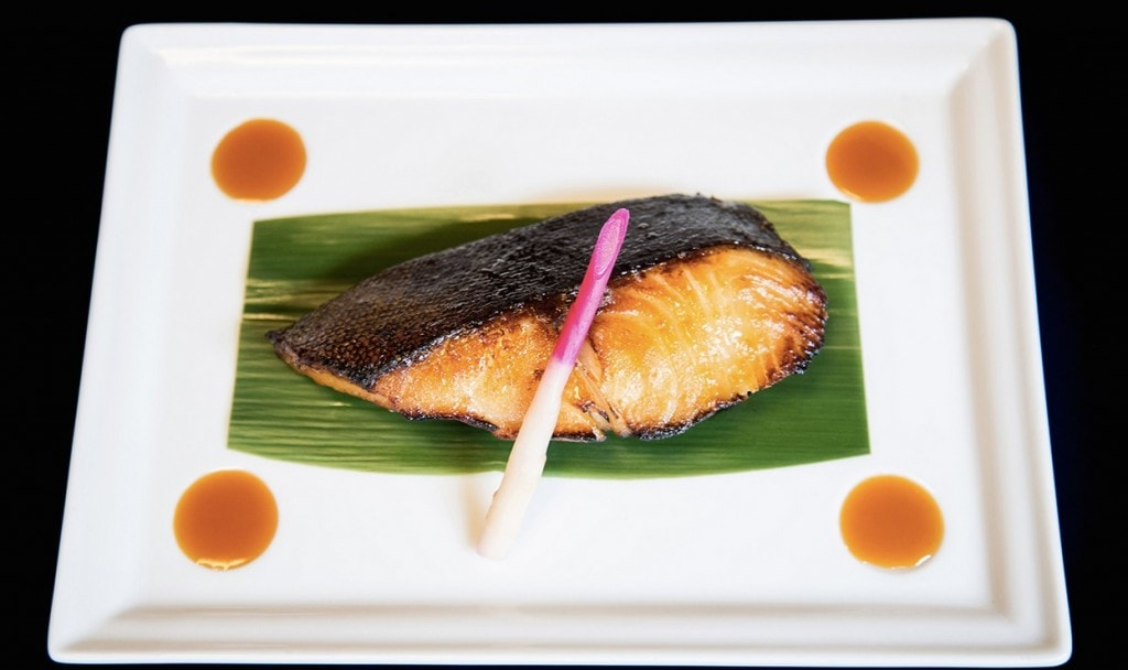 Black cod in Miso Nobu Doha
