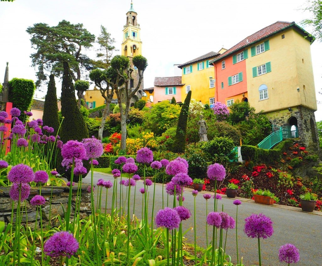 Portmeirion with Ted Baker