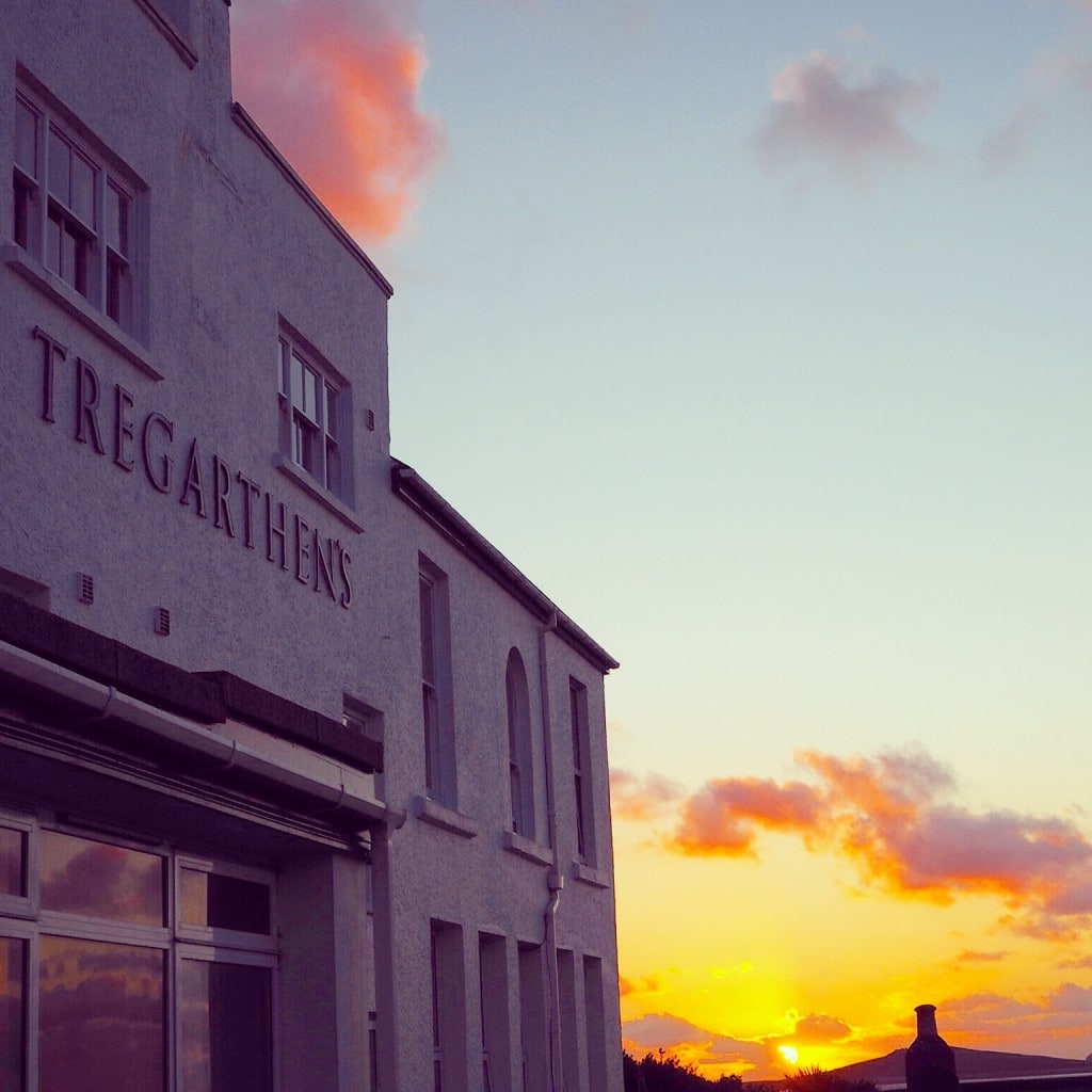 Tregarthens Hotel Scilly Isles