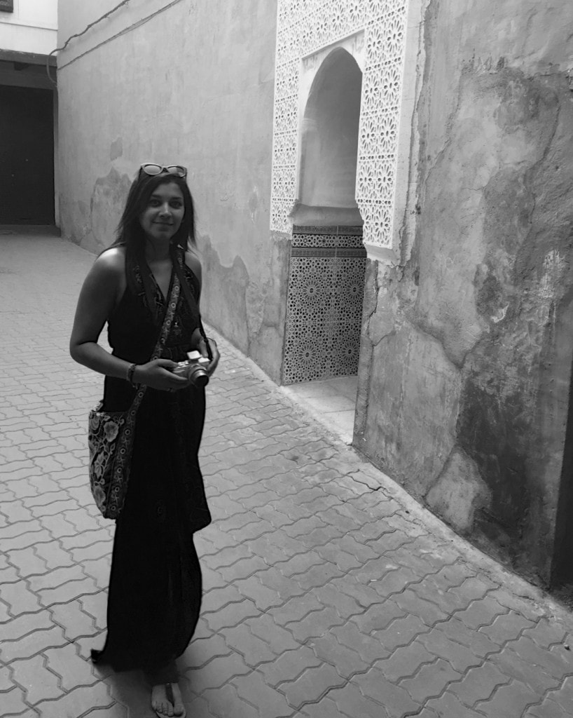 The Style Traveller Bonnie in Marrakech