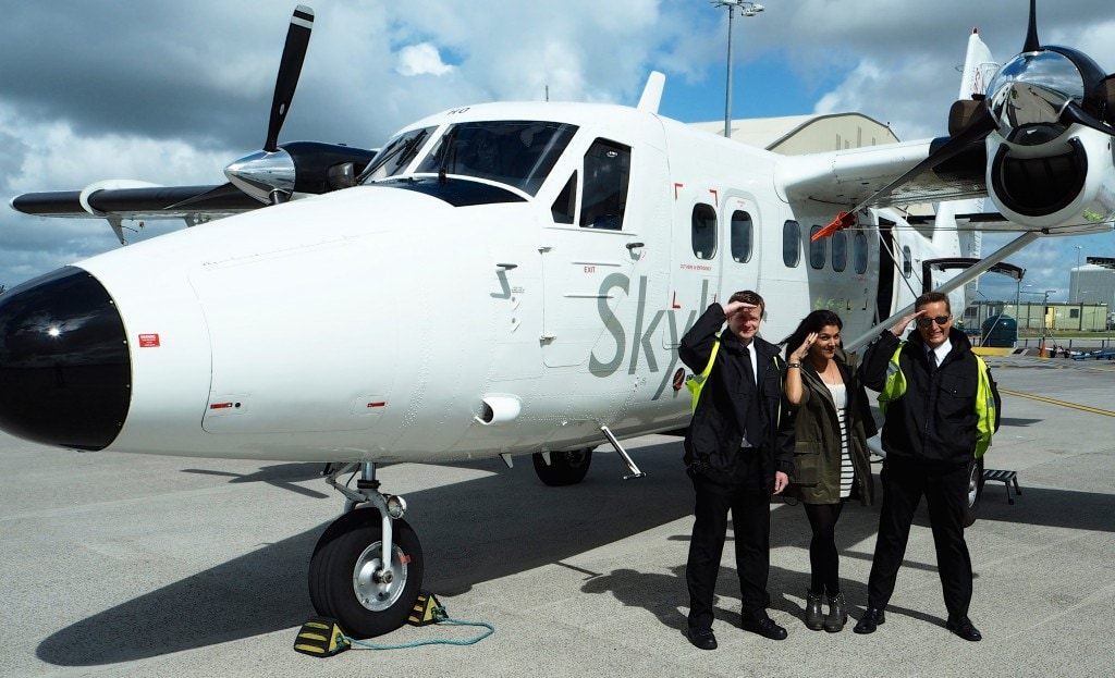 Skybus Scilly Isles Style Traveller