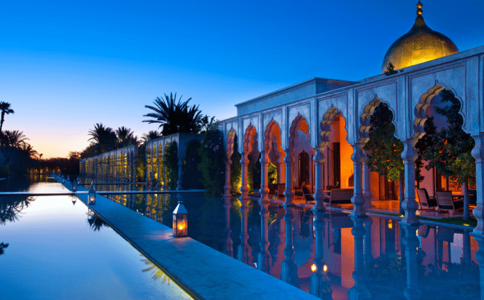 Morocco archives the style traveller for Beautiful hotels