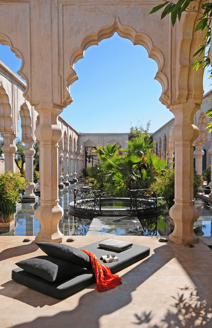 Boutique hotels Marrakech
