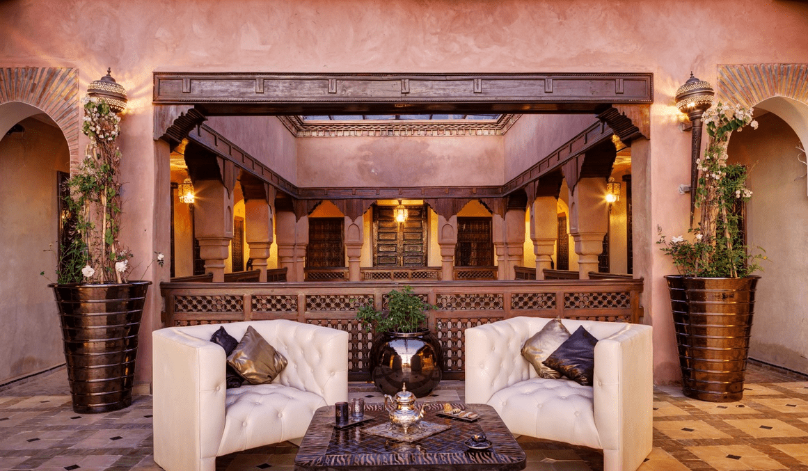 Boutique Hotels Marrakech Riad Round Up The Style Traveller