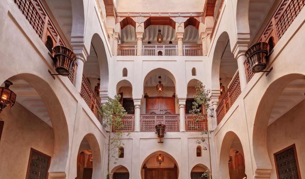 Riad Wow boutique hotel