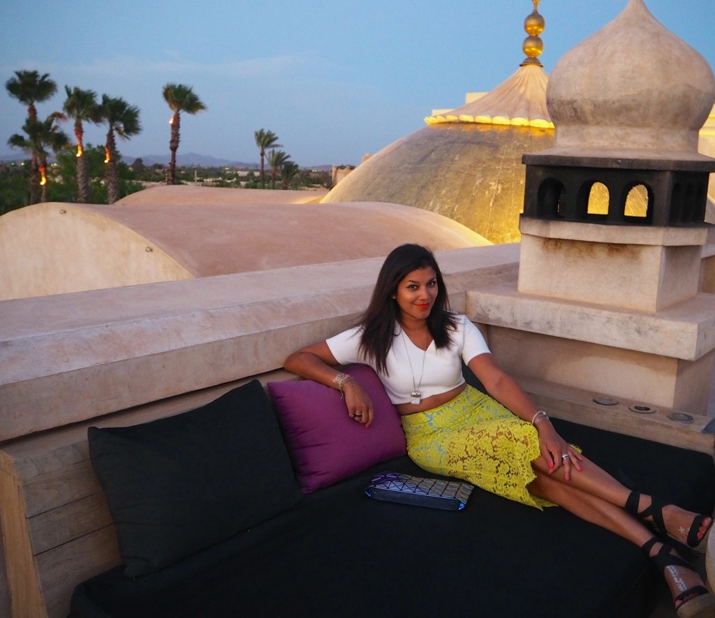 Marrakech Fenwicks The Style Traveller Palais Namaskar