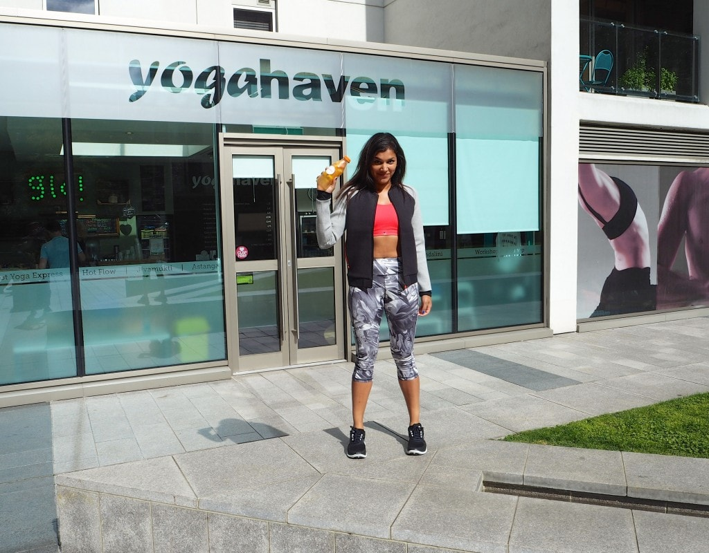 The Style Traveller - Yoga Haven Purifyne